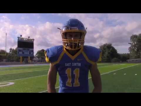 2017 East Canton Hornets Football Hype Video