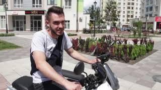 Электроскутер Niu M1 Pro и Niu N1 Sport тест и обзор электротранспорта (в наличии в Москве)