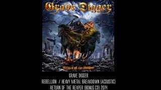 Grave Digger - Rebellion / Heavy Metal Breakdown (Acoustic)