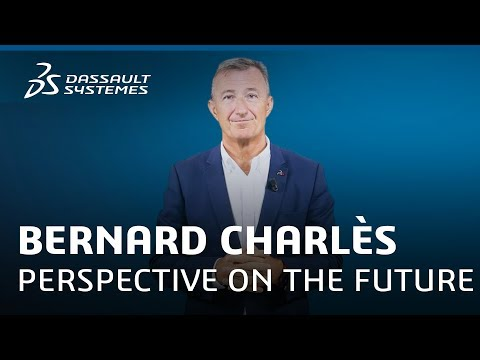 Bernard Charlès - From Digitalization of Work to Digitalization of the World - Dassault Systèmes