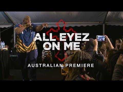 ALL EYEZ ON ME | Australian Premiere Feat. Young MC