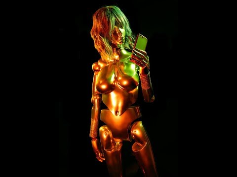 This interactive sex robot will send filthy SEXTS to anyone who messages her as part of steamy