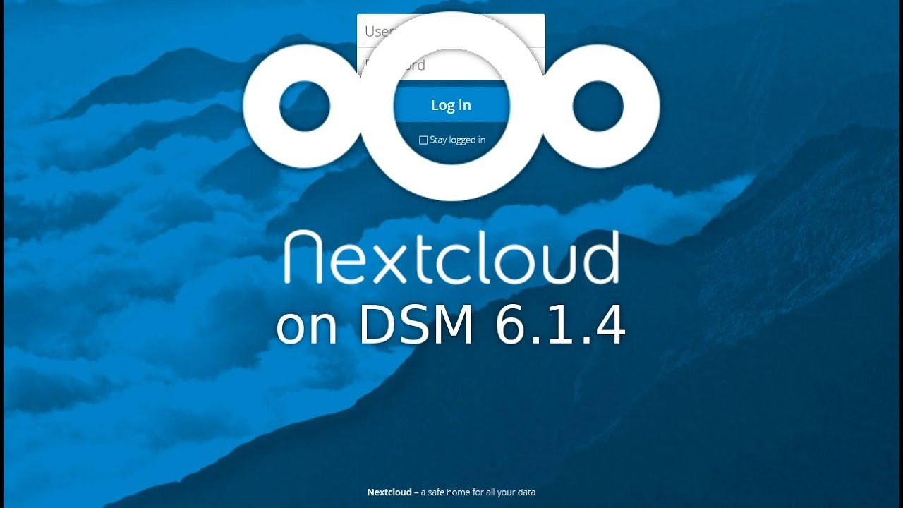 Nextcloud on DSM 6 1 4 - Installation, configuration and testing by  b00bytrap
