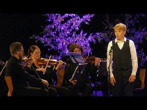 Ombra mai fu (Handel) | boy soprano Aksel Rykkvin (14y) & TrondheimSolistene