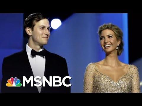 Jared Kushner's Finances Examined In Russia Probe | AM Joy | MSNBC