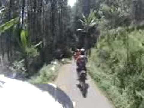 KLX Adventure to Lembang feat Distro Mx bandung
