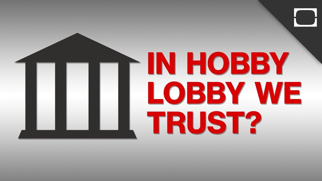 What Does The Hobby Lobby Supreme Court Ruling Mean? - YouTube