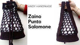 Zaino Uncinetto