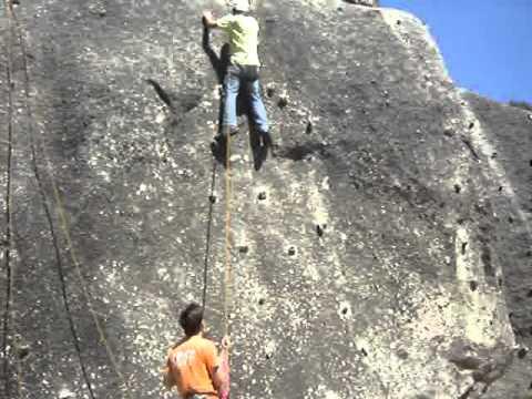 cota a escalar (Nelson Labrujó)