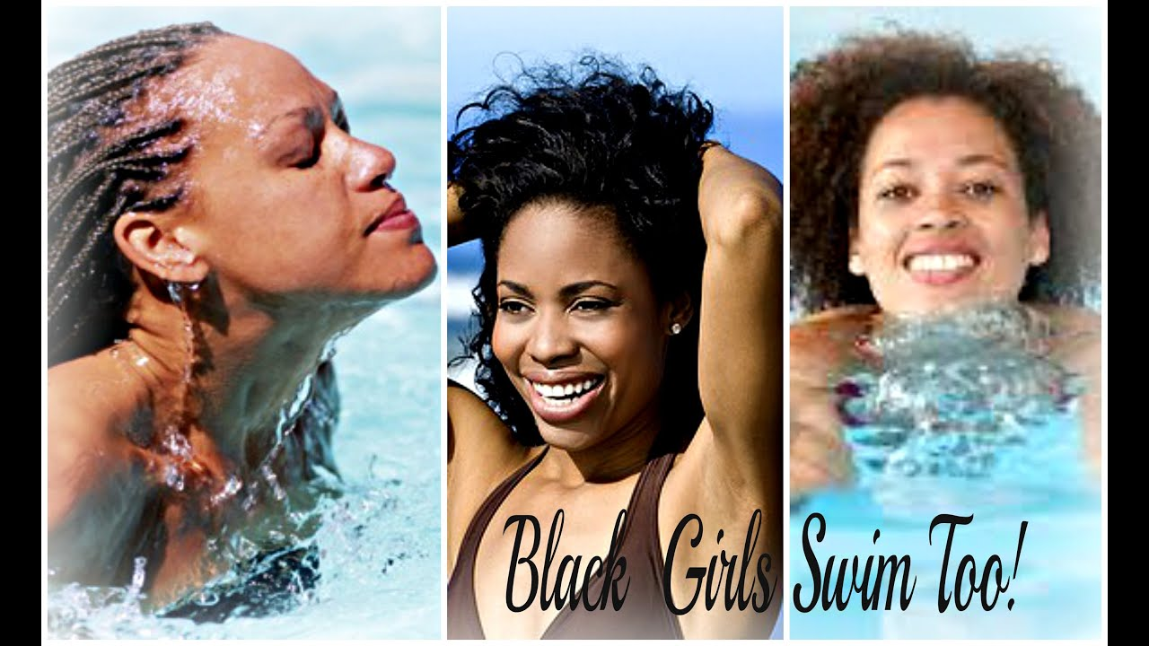 How to protect your hair while swimming relaxed natural hair how to protect your hair while swimming relaxed natural hair even in chlorine salt water pmusecretfo Gallery