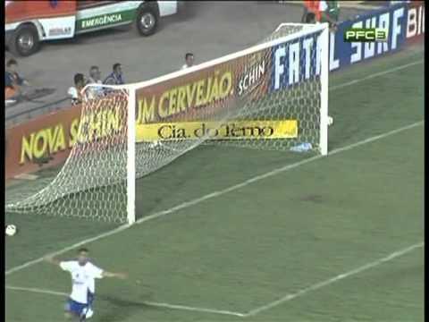 24/09/2010 - Vila Nova x Paraná - Melhores momentos do 1º tempo