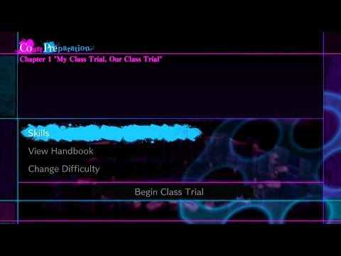 Danganronpa V3 - [Spoilers] Chapter 1 Class Trial Playthrough (English dub) [PS4]