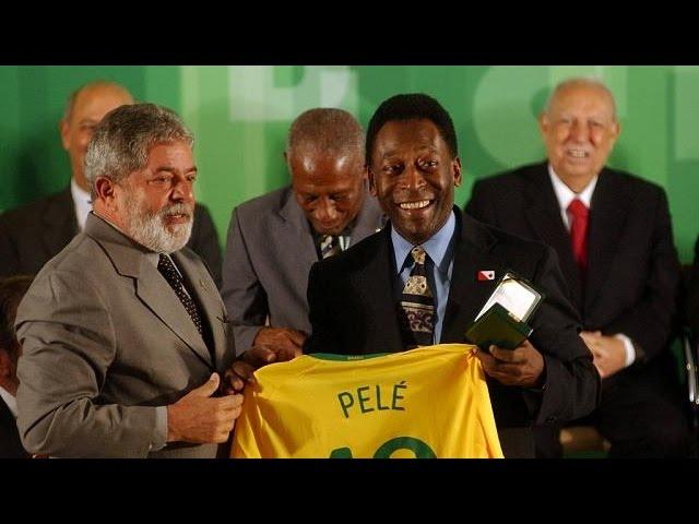 Brazilian football legend Pele to visit Nigeria