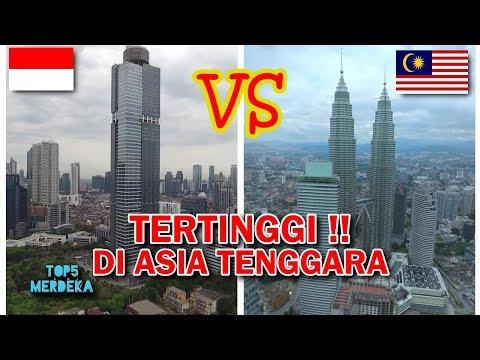 Top 5 Gedung Tertinggi Di Asia Tenggara Youtube