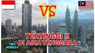 vuclip TOP 5 Gedung Tertinggi di Asia Tenggara !!
