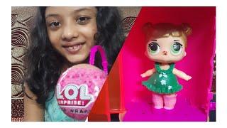LOL Surprise dolls Opening  LOL Surprise  Eye Spy Under Wraps