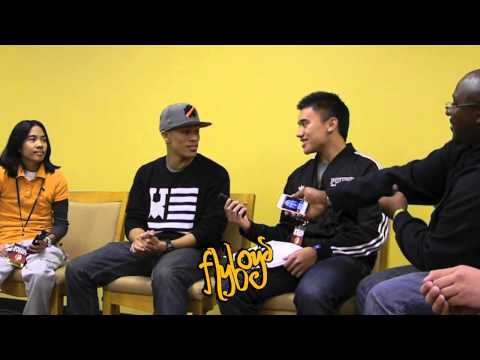 Trip Lee Gives Advice for Young Christians and Aspiring Artists on the Unashamed 2012 Tour