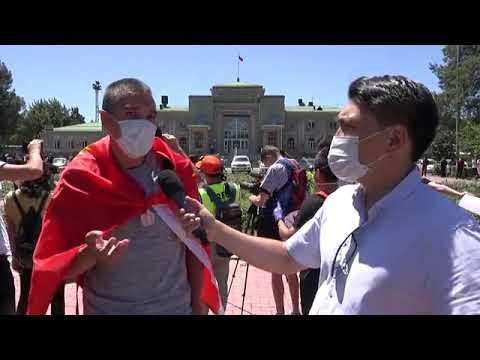 Марш за свободу слова в Бишкеке. Как это было? / ШаманТВ