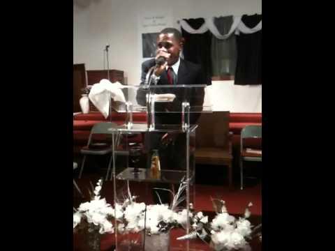 Pastor Chris W. Wright