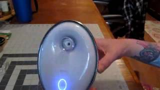 Spaire Nano Ionic Facial Steamer is such a cool ionic face steamer