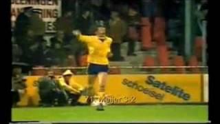 1980/1981 UEFA 1/2r AZ Alkmaar-Sochaux: 3-2