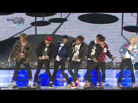 BTS - Boyz with Fun / DOPE | 방탄소년단 - 흥탄소년단 / 쩔어 [Music Bank HOT Stage / 2015.10.09]