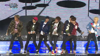 BTS Boyz with Fun DOPE 방탄소년단 흥탄소년단 쩔어 Music Bank HOT Stage