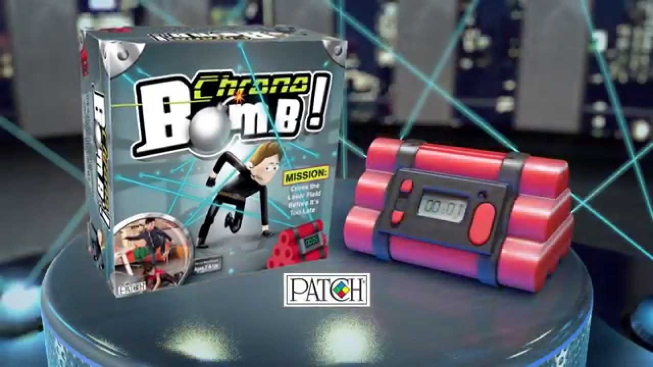 Chrono Bomb Spy Mission Game By Playmonster Youtube