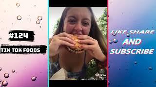 #124 TIK TOK FOODS VIDEO COMPILATION US UK  6th September 2020