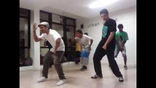 Slide - Missy Elliot (Leonardo Racco - Urban Dance Center)