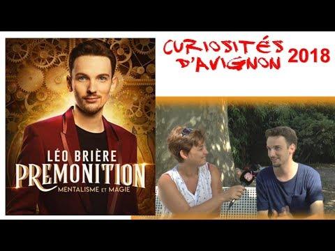 Emission30   Curiosités d'Avignon   Léo Brière, prémonition