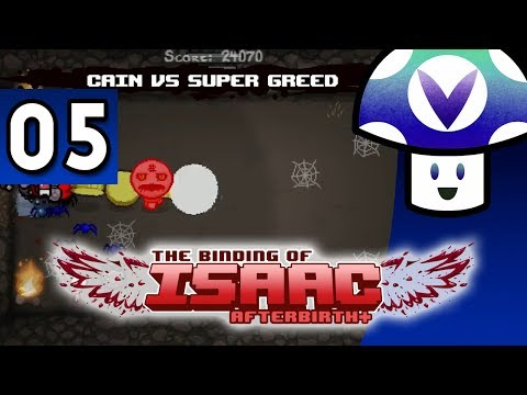 Vinesauce Vinny  The Binding of Isaac: Afterbirth part 5