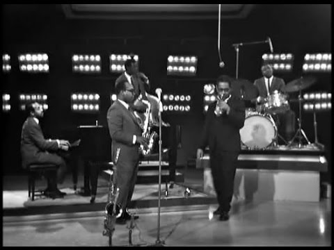 "The Dizzy Gillespie Quintet - ""No More Blues!"""