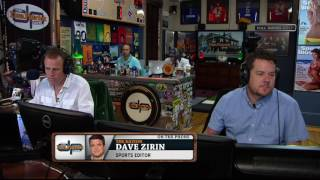 Dave Zirin on The Dan Patrick Show (Full Interview)