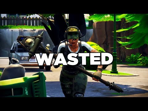 Fortnite Montage - Wasted (Juice WRLD ft. Lil Uzi Vert)
