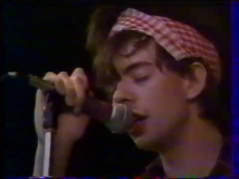 ECHO AND THE BUNNYMEN - Live In France - 1981