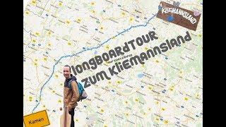 """Mach doch mal #Eine Longboardtour    """"Auf einen Kaffee ins Kliemannsland """""""