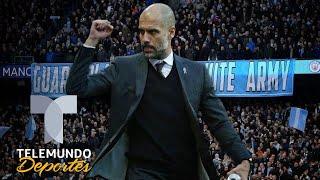 Afición ambiciosa y un Guardiola que descarta fichajes para el Manchester City | Telemundo Deportes
