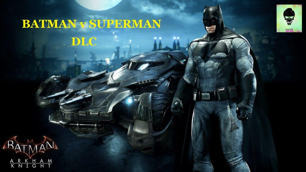1 バットマン アーカムナイト DLC「バットマンvsスーパーマン」