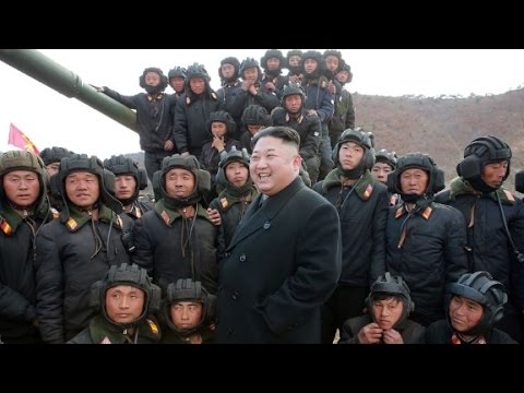 North Korea racing to become a nuclear power