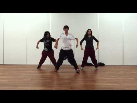 Aye Hasegawa – Motivation by Kelly Rowland