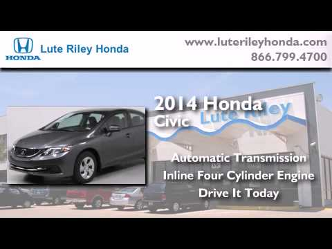 2014 Honda Civic Richardson TX 75080