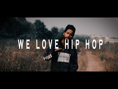 VIKRAAL | WE LOVE HIP HOP || OFFICIAL MUSIC  VIDEO  ||