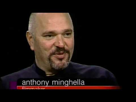 """Director Anthony Minghella interview on """"The Talented Mr. Ripley"""" on Charlie Rose (2000)"""