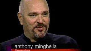 """Director Anthony Minghella Interview On """"The Talented Mr. Ripley"""" (2000)"""