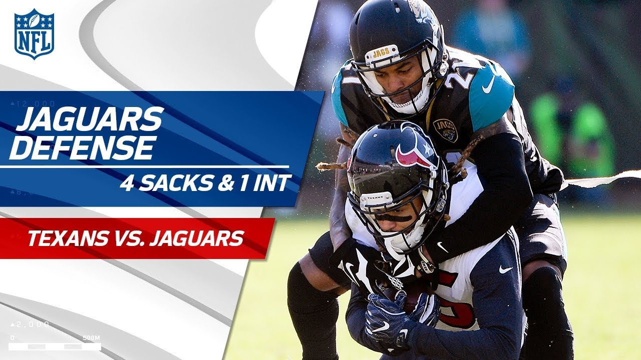 3 Jaguars to watch on defense vs. Texans