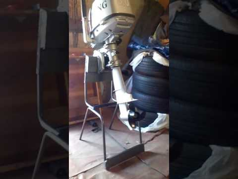 Бесплатная подставка под лодочный мотор