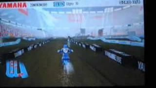 (Wii) Yamaha Supercross