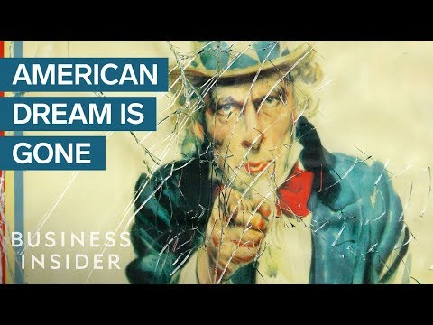 Why The American Dream Is Gone — But The Chinese Dream Is Alive