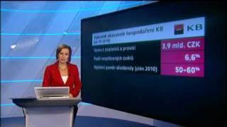 KB - hospodářské výsledky za 2Q 2010.